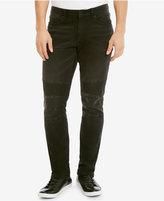 Kenneth Cole Reaction Men's Slim-Fit Black Wash Stretch Jeans
