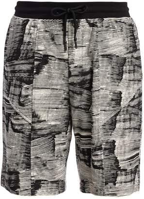Madison Supply Utility Printed Shorts
