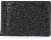 Thom Browne classic billfold wallet - men - Leather - One Size