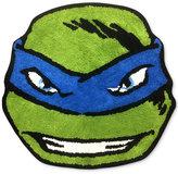 Jay Franco Teenage Mutant Ninja Turtles Crash Landing Tufted Bath Rug