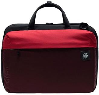 Herschel Britannia (Black) Messenger Bags