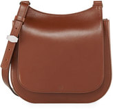 The Row Leather Hunting 9 Shoulder Bag