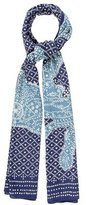 Tory Burch Printed Woven Shawl