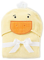 Starting Out Duck Hooded Bath Towel