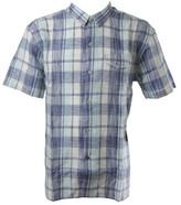 Tommy Bahama Men's Adriatic Plaid Short Sleeve Shirt