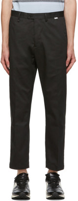 Tiger of Sweden Black Easty Trousers