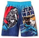 Star Wars Toddler Boys' Swim Trunk