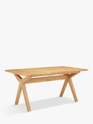 John Lewis & Partners Bethan Gray for Newman 6-8 Seater Extending Dining Table