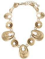 Oscar de la Renta Pearl Collar Necklace