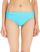 Bleu Rod Beattie Women's Jet, Set, Go Midster Bikini Bottom