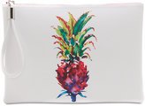 Vince Camuto Maro Pineapple Medium Clutch