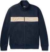 Stussy Striped Jersey Track Jacket