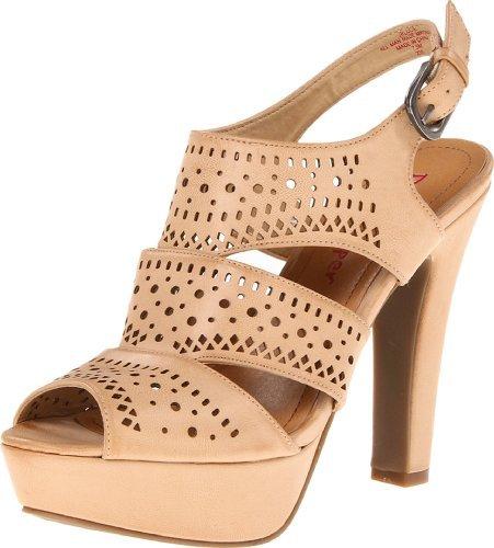 Pink & Pepper Women's Lucie Platform Sandal