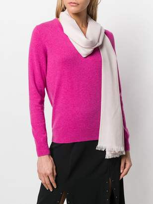 N.Peal pashmina stole scarf