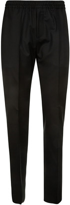Givenchy Ribbed Elastic Waist Trousers