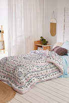Urban Outfitters Plum & Bow Mia Medallion Comforter Snooze Set