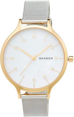 Skagen SKW2702 Two-Tone Anita Watch