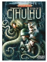 Asmodee Pandemic Reign Of Cthulhu Board Games