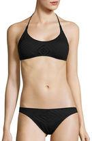 Polo Ralph Lauren Crotched Halter Swim Top