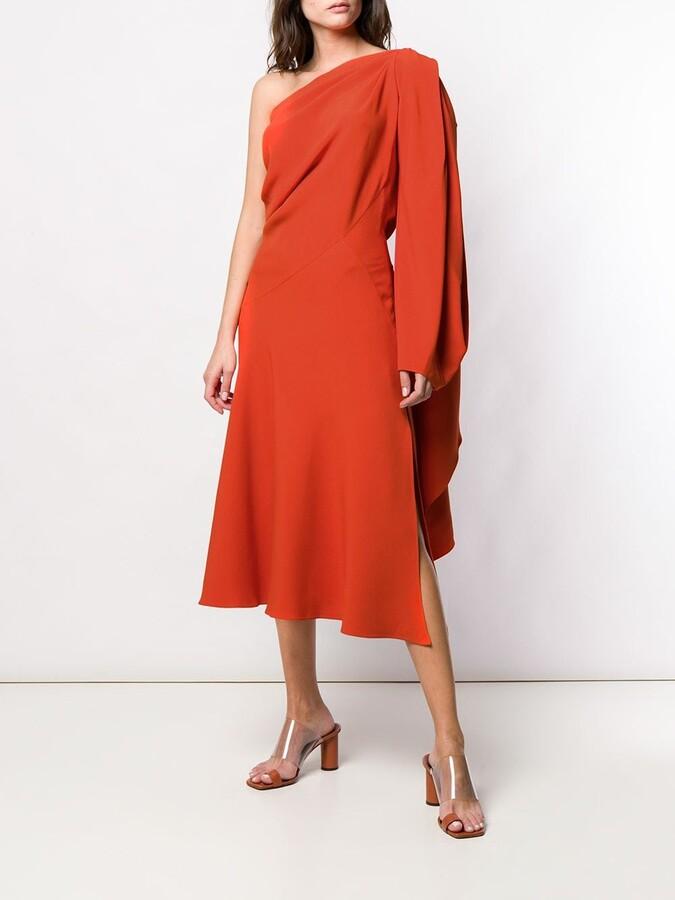 Thumbnail for your product : Esteban Cortazar One Shoulder Dress