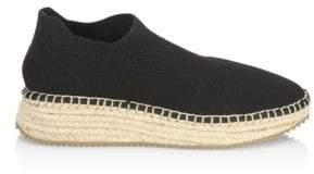 Alexander Wang Dylan Low-Top Espadrille Sneakers