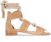 Pierre Hardy 'Azur' sandals - women - Leather/Suede - 36