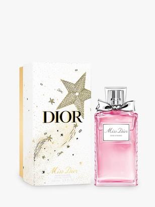 Christian Dior Miss Rose N'Roses Eau de Toilette Gift Wrapped, 100ml