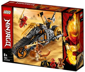 Lego NINJAGO Cole's Dirt Bike