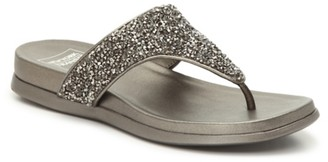 New York Transit Mariah Wedge Sandal