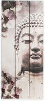 Graham & Brown Buddha Wood Print Wall Art