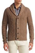Saks Fifth Avenue COLLECTION Buttoned Knitted Cardigan