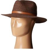 Karen Kane Tweed Braid Fedora Hat