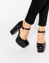 Asos PANAMA Platform Shoes