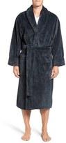 Daniel Buchler Mosaic Plush Robe
