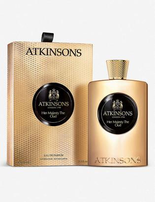 Atkinsons Her Majesty the Oud eau de parfum 100ml