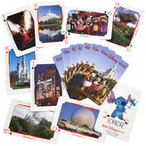Disney Walt World Resort Playing Cards