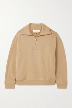 Ninety Percent Organic Cotton-jersey Sweatshirt - Sand