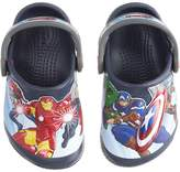 Crocs FunLab Avengers Multi Clog Boys Shoes