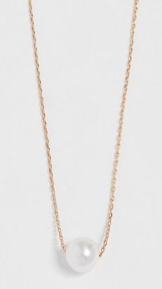 Theia Petite Swarovski Imitation Pearl Necklace