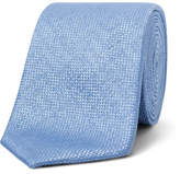 David Jones Textured Plain Tie