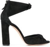 Casadei bow detail sandals