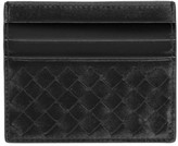 Bottega Veneta Leather Card Case