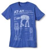 Star Wars Men's AT-AT T-Shirt