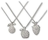 Swarovski Fruits Pendant Set of 3 : 1808397