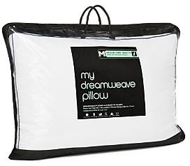 Bloomingdale's My Dreamweave Down Alternative Medium/Firm Density Pillow, Standard/Queen - 100% Exclusive