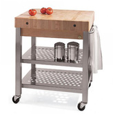 John Boos Cucina Technica with 2 Shelves