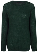 George Oversized Knitted Jumper