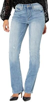 NYDJ Slim Bootcut Jeans in Sandspur (Sandspur) Women's Jeans
