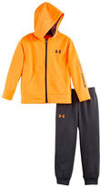 Under Armour Boys 2-7 Two-Piece Symbol Hoody and Track Pants Set