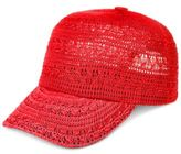 INC International Concepts Crochet Packable Baseball Cap, Created for Macy's